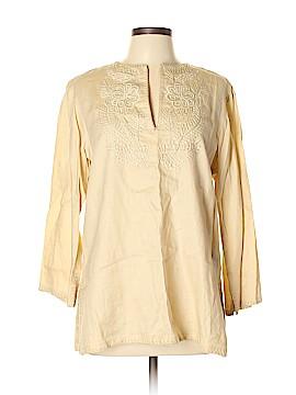 Lauren by Ralph Lauren 3/4 Sleeve Blouse Size L