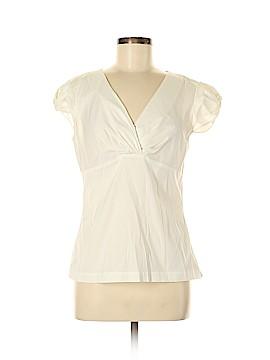 Ann Taylor Short Sleeve Blouse Size 8