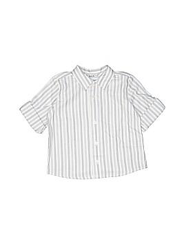 Bebebo Short Sleeve Button-Down Shirt Size 75 (CM)