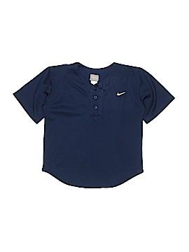 Nike Short Sleeve Jersey Size 7