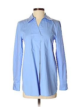 Ellen Tracy Long Sleeve Blouse Size XS