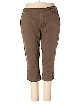 Eddie Bauer Khakis Size 20 (Plus)