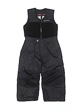 Weatherproof Snow Pants With Bib Size 2T