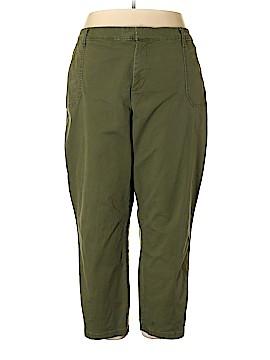 Old Navy Khakis Size 28 (Plus)