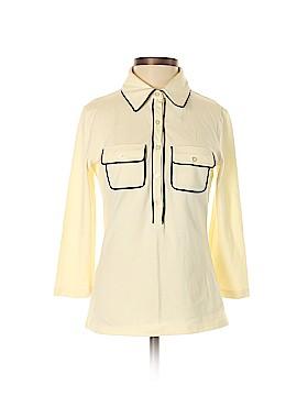 New York & Company 3/4 Sleeve Polo Size XS