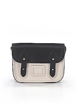 The Cambridge Satchel Company Leather Crossbody Bag One Size