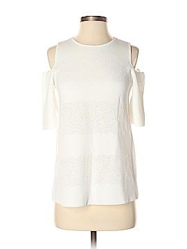 Nic + Zoe Short Sleeve Top Size XS