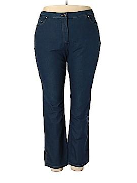 Cathy Daniels Jeans Size 24 (Plus)