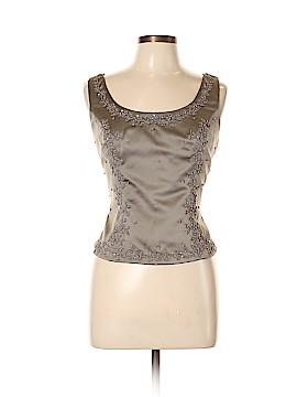 Alexia Designs Sleeveless Blouse Size 16