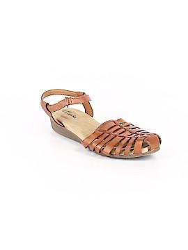Clarks Sandals Size 8