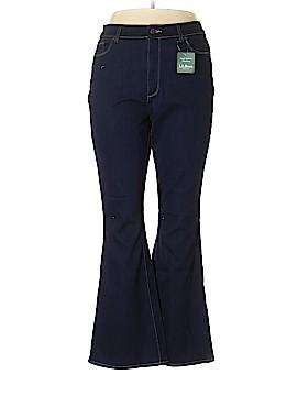 L.L.Bean Jeans Size 16