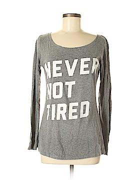 American Apparel Long Sleeve T-Shirt Size L