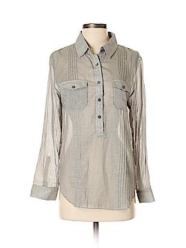 Brochu Walker Long Sleeve Blouse Size P