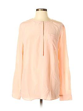 Talbots Long Sleeve Blouse Size XL