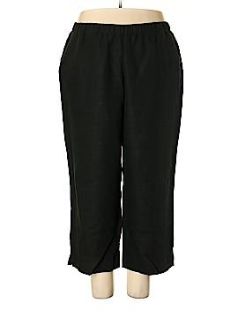 J.jill Linen Pants Size 2X (Plus)
