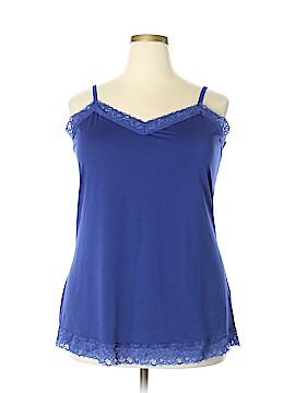 Fashion Bug Sleeveless Blouse Size 1X (Plus)