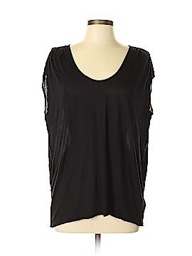 Velvet by Graham & Spencer Short Sleeve Top Size L