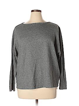 Purejill Sweatshirt Size 2X (Plus)