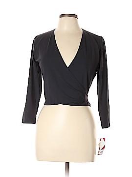Capezio 3/4 Sleeve Blouse Size XL