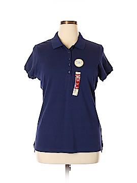 Faded Glory Short Sleeve Polo Size 20 (Plus)