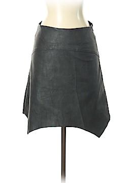 Premonition Faux Leather Skirt Size 4