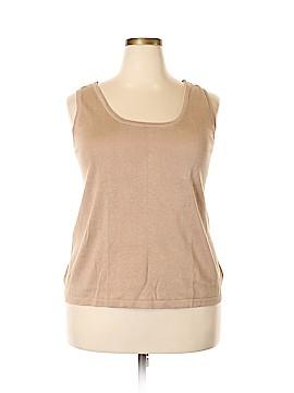 Jessica London Sweater Vest Size 18 - 20 (Plus)