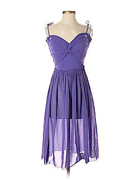 Alessandro Dell'Acqua Cocktail Dress Size 42 (FR)