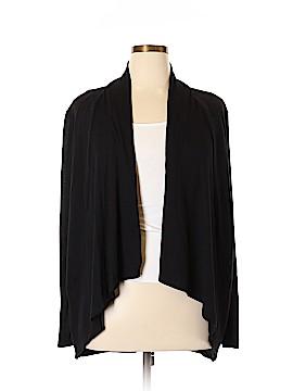 Ambiance Apparel Cardigan Size 3X (Plus)