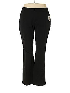 St. John's Bay Dress Pants Size 22 (Plus)