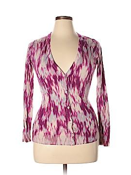 Ann Taylor Wool Cardigan Size L