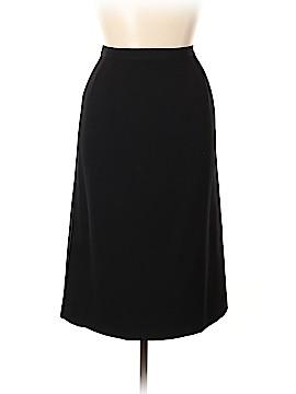 Céline Wool Skirt Size 46 (EU)