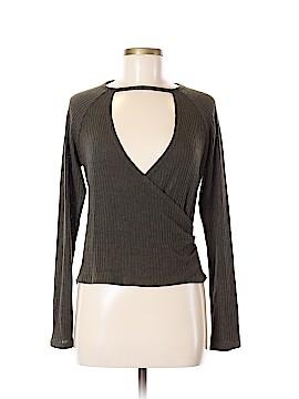 Blush Short Sleeve Top Size M
