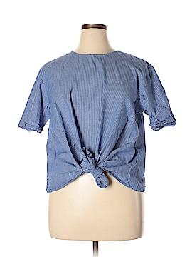 BP. Short Sleeve Blouse Size XL