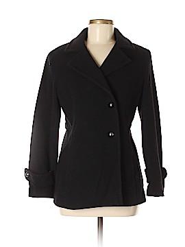 Talbots Wool Coat Size 8 (Petite)