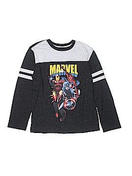 Marvel Long Sleeve T-Shirt Size 14 - 16