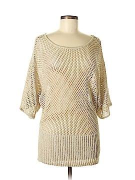 WD.NY Short Sleeve Top Size M