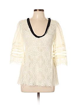 Cynthia Cynthia Steffe 3/4 Sleeve Blouse Size 10