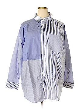 Ralph Lauren Long Sleeve Button-Down Shirt Size 3X (Plus)