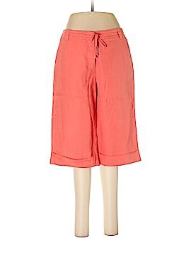 Garnet Hill Linen Pants Size 6