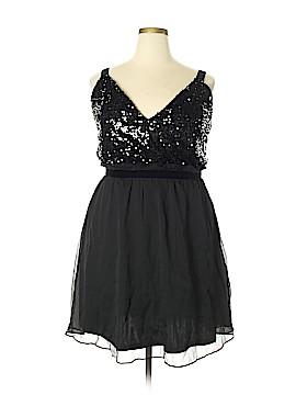 Symphony Cocktail Dress Size 2X (Plus)