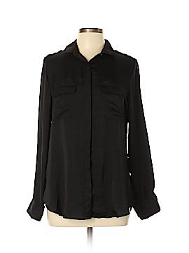 Crescent Long Sleeve Blouse Size L