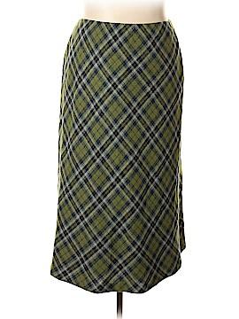 Orvis Wool Skirt Size 20 (Plus)