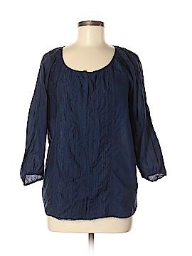 Gerard Darel 3/4 Sleeve Blouse Size 42 (IT)