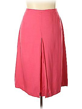 Oscar by Oscar De La Renta Casual Skirt Size 22W (Plus)