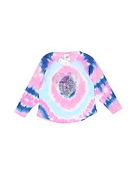 Zinnias Long Sleeve T-Shirt Size 18 mo