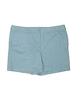 Ann Taylor LOFT Outlet Khaki Shorts Size 16