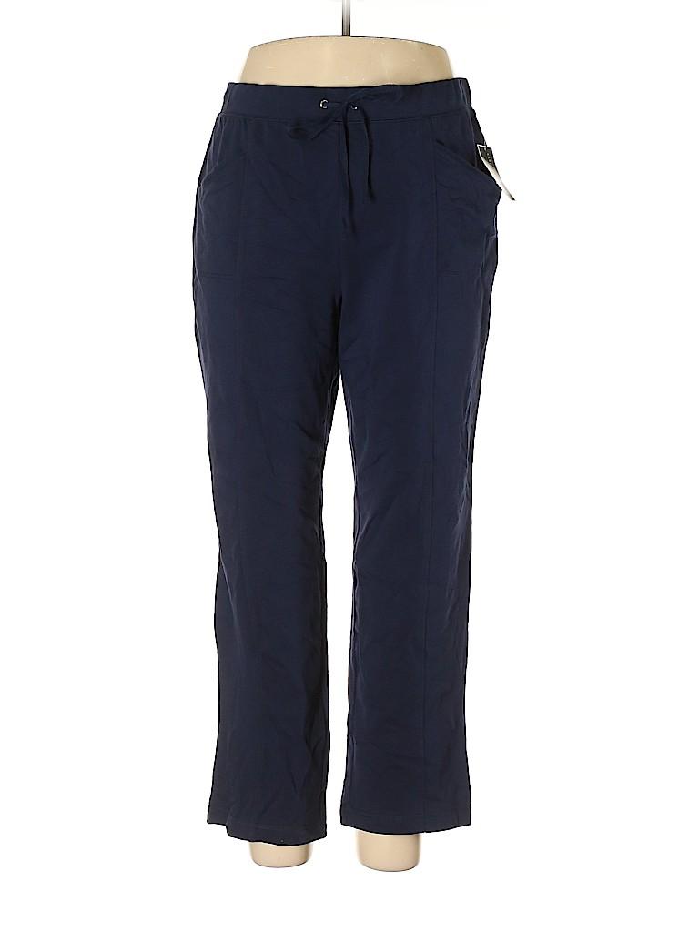 Karen Scott Sport Women Active Pants Size XL (Petite)