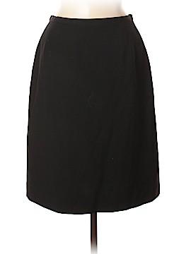 Eddie Bauer Wool Skirt Size 8 (Tall)