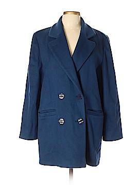 London Fog Wool Coat Size 10