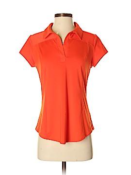 Athleta Short Sleeve Polo Size S